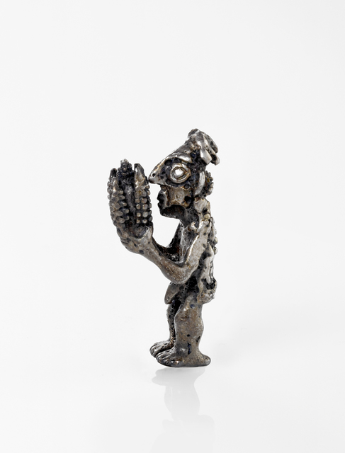 , 'Figurine anthropomorphe (Anthropomorphic figurine),' 1450 -1532, Musée du quai Branly