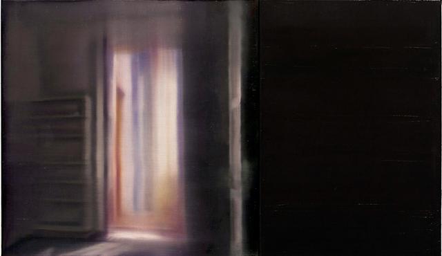 , 'Estancia con espacio reflejado,' , Sala Parés
