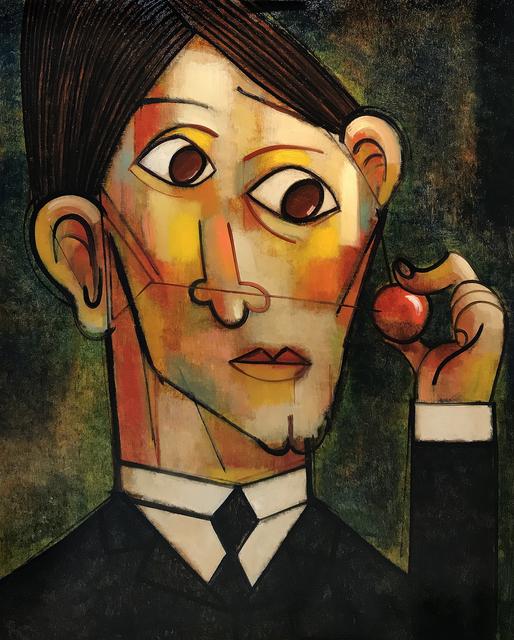 , 'Tuxedo,' 2018, Gallery Mac