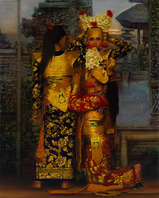 Rearngsak Boonyavanishkul, 'The Legong Dancers of Peliatan', 2002, 33 Auction
