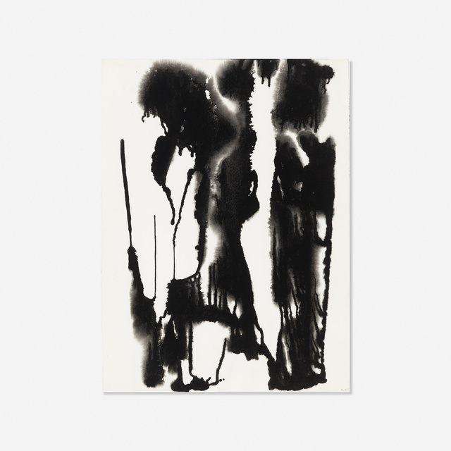 Bill Alpert, 'Untitled', 1999, Drawing, Collage or other Work on Paper, Ink on paper, Rago/Wright