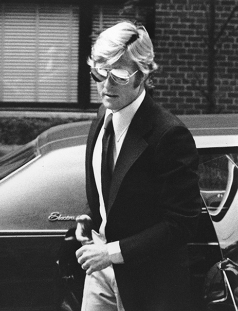 , 'Robert Redford, New York,' 1974, Staley-Wise Gallery