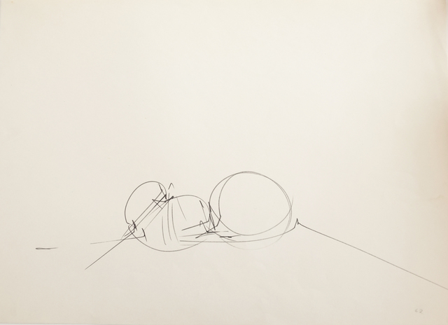 , 'Untitled,' 1962, Robilant + Voena