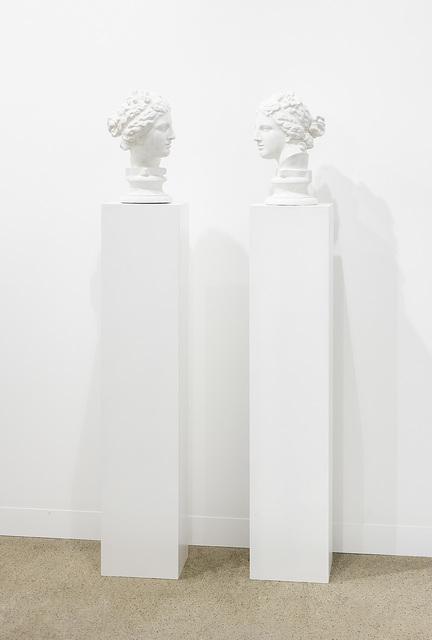 , 'Mimesi,' 1975, Galleria Massimo Minini
