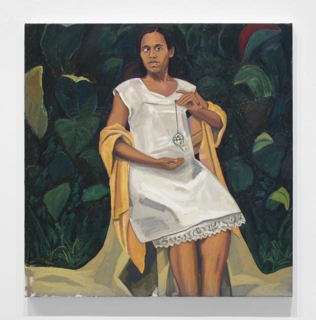 , 'Charm,' 2017, Inman Gallery
