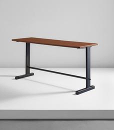 Cité desk, model no. 500, designed for the Bourse Maritime, Paris