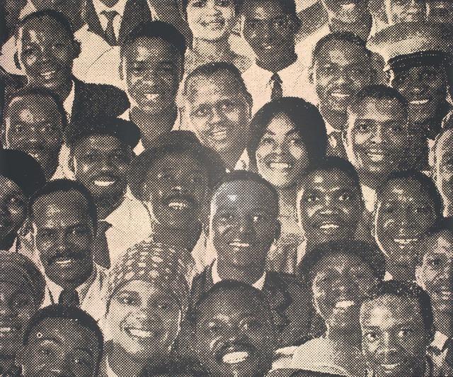 Hank Willis Thomas, 'History doesn't laugh', 2014, Goodman Gallery
