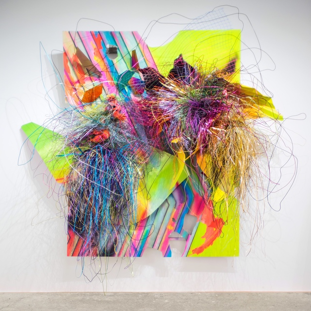 , 'Sophora Toromiro,' 2016, DENK Gallery