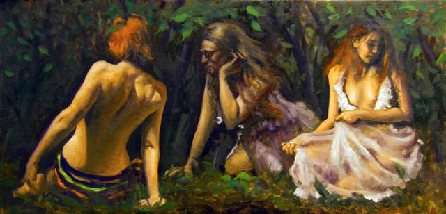 , 'Phorcides,' 2019, Springfield Art Association