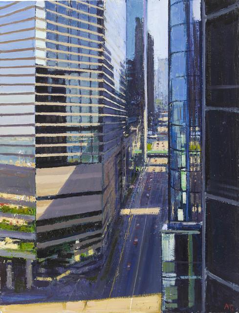 , 'Hotel Window, Midday Light,' 2015, John Martin Gallery