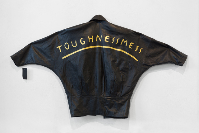 , 'Thougher Than Leather #2,' 2015, Underdogs Gallery