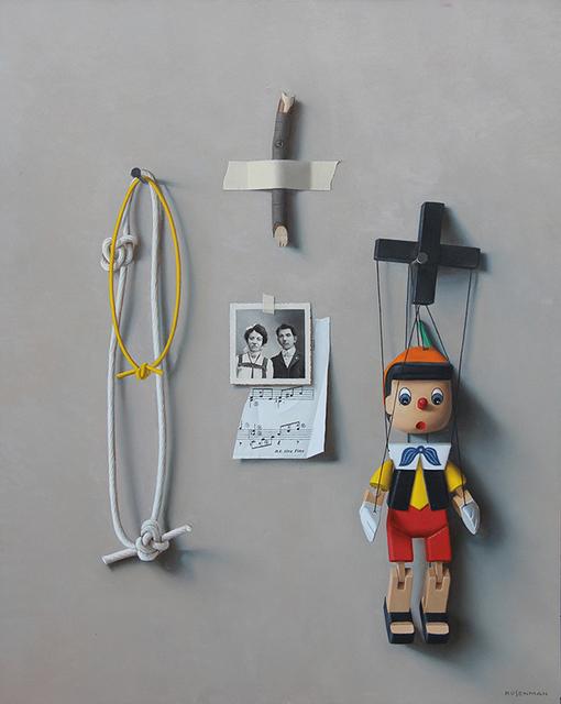 , 'Knots,' , Loch Gallery
