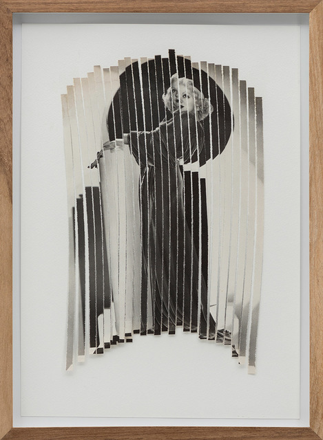 Nino Cais, 'Sem título [Untitled]', 2017, Drawing, Collage or other Work on Paper, Colagem com recortes de fotografias [collage with photography cutouts], Casa Triângulo
