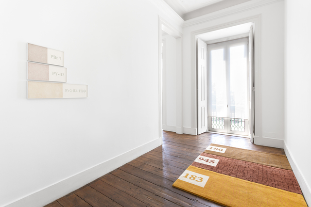, 'Clay Earth Pigment,' 2014, Sapar Contemporary