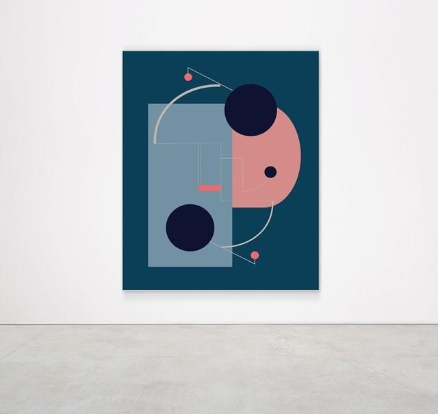, 'A Farewell Midnight Kiss,' 2019, Kristin Hjellegjerde Gallery