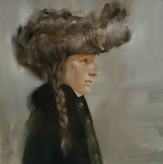, 'Mary in the Reeds with Ostrich Feathers in Her Pocket,' , Dowling Walsh
