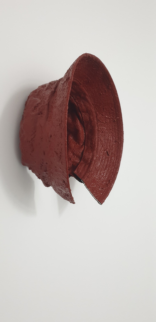 Michael E. Smith, 'Untitled', 2019, Sculpture, Hat, thermo rubber, KOW