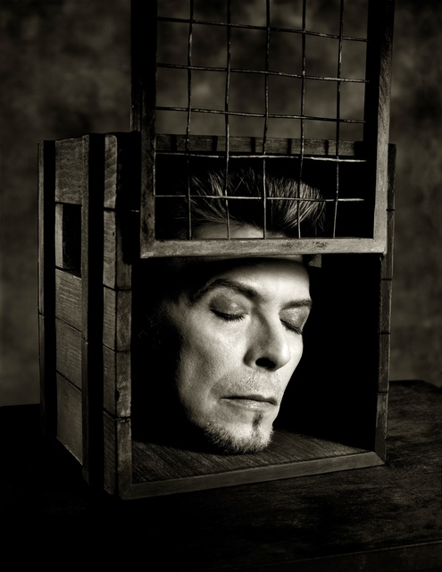 , 'David Bowie, New York City,' 1996, Opiom Gallery