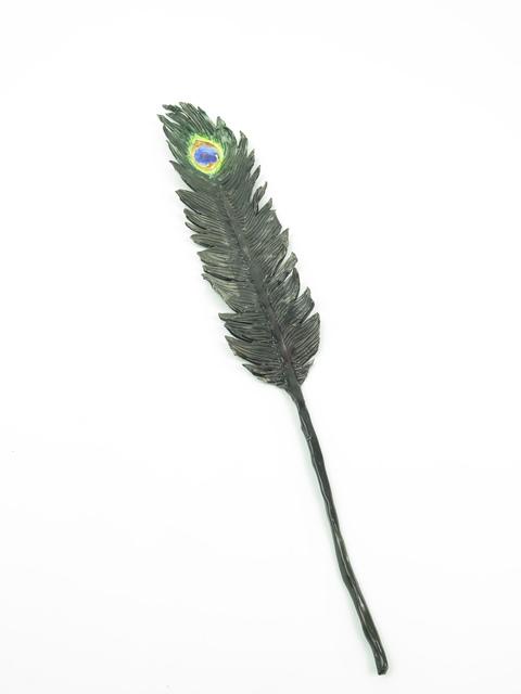 Rose Eken, 'Peacock Feather', 2019, V1 Gallery