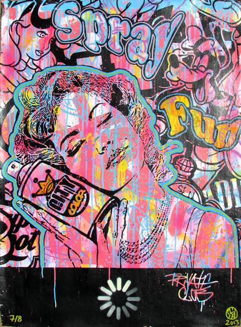 Speedy Graphito, 'Spray Fun ', 2013, Denis Bloch Fine Art