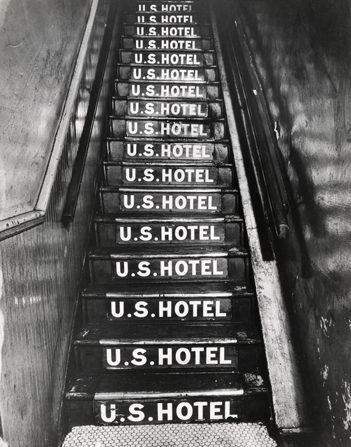 , 'U.S. Hotel at 263 Bowery,' 1943, Mana Contemporary