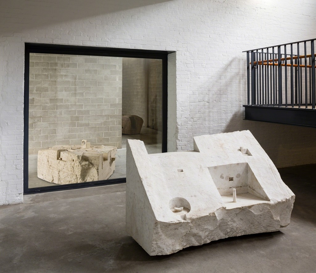 'The Sculpture of Gonzalo Fonseca,' October 25, 2017–March 11, 2018, The Noguchi Museum, Long Island City, NY. Photo: Nicholas Knight.