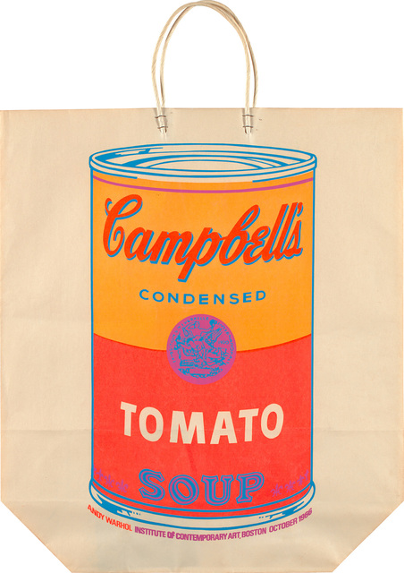 Andy Warhol, 'Campbell's Soup Can (Tomato)', 1964, Phillips