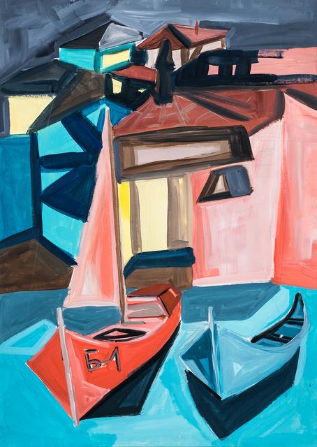 , 'View from Nesebar,' 2015, ArtWizard