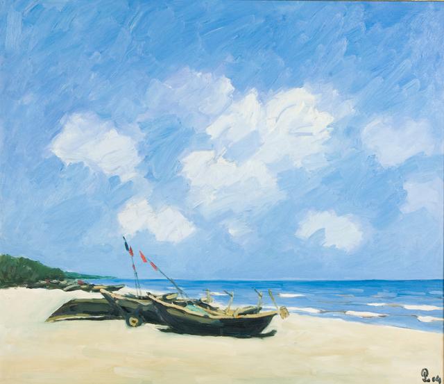 , 'Sav Jon Beach,' 2004, Ai Bo Gallery