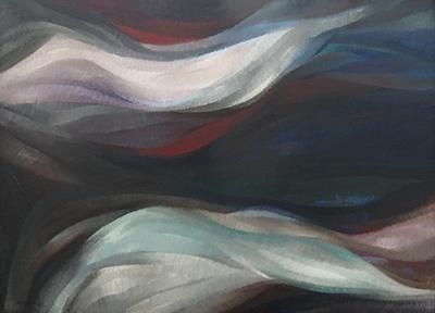 Acrylic on Canvas 60X80cm 1982 U$ 6500,