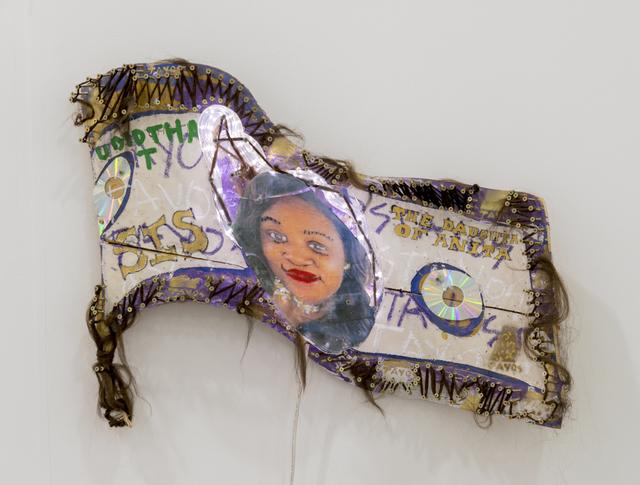 , 'Tayos $,' 2016, Diane Rosenstein