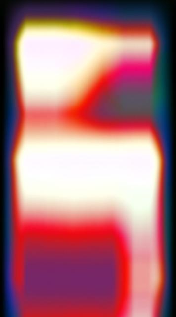 , 'perceptual series, listen,' 2015, galerie burster