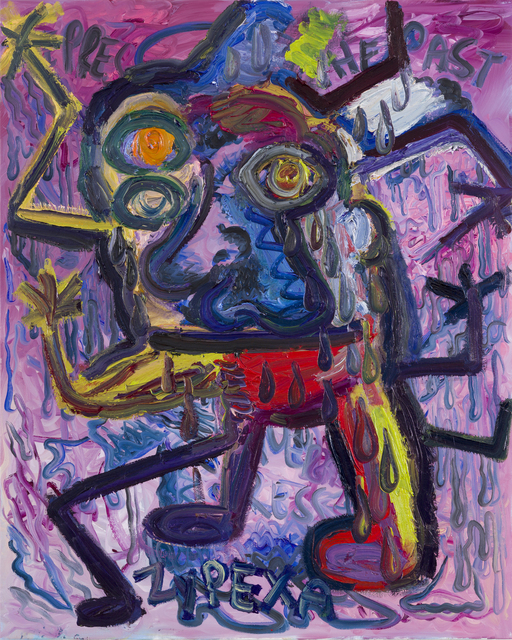 Bjarne Melgaard, 'Untitled', 2020, Painting, Oil on canvas, KÖNIG GALERIE