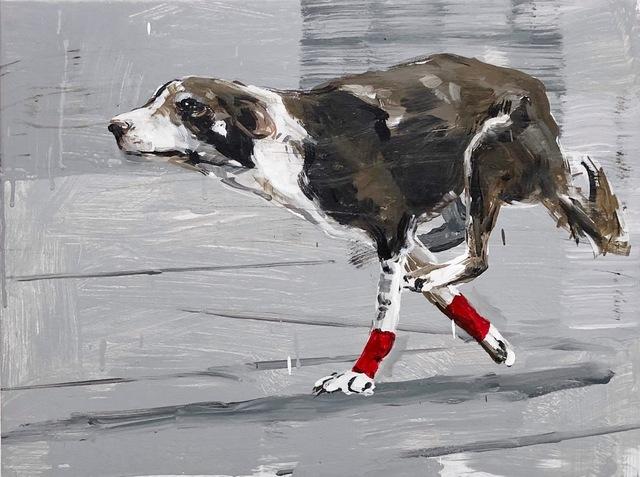Richard Storms, 'Athletic Canine', 2018, Gallery Jones