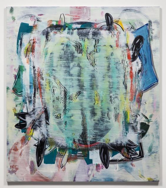 , 'Split Beaver,' 2014, Eleni Koroneou