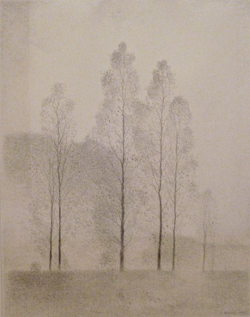 , 'Grands arbres, 1990,' 1990, Ditesheim & Maffei Fine Art