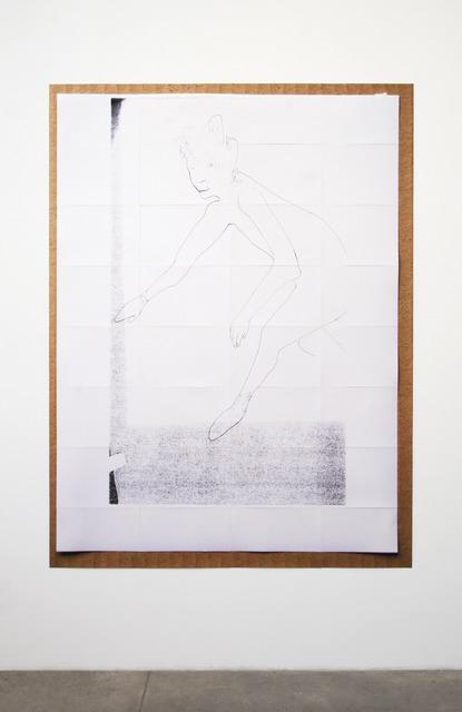 , 'Drama Projection (Lagoa) 1,' 2011, Johannes Vogt Gallery