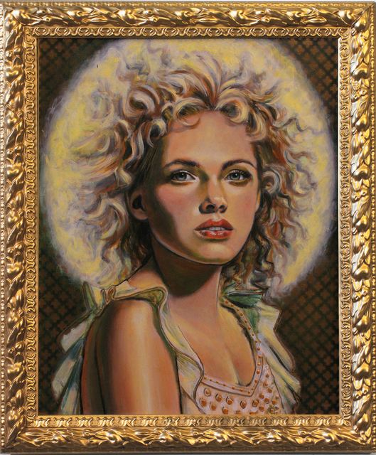 , 'Angelic Face,' 2011, Benjaman Gallery Group
