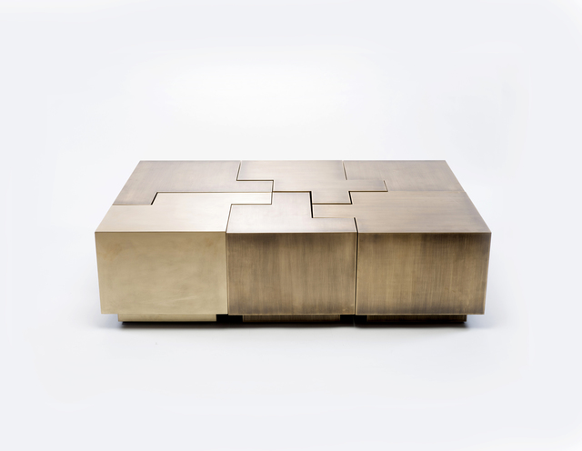 , 'Puzzle Table ,' 2017, Wexler Gallery