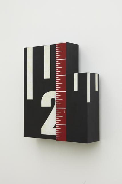 , 'Ruler No.2,' 2012, Leeahn Gallery