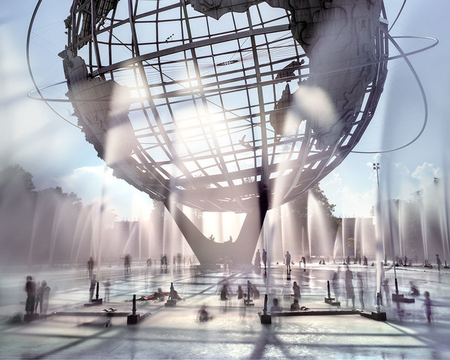 , 'Unisphere, Queens NY,' 2012, Duran Mashaal