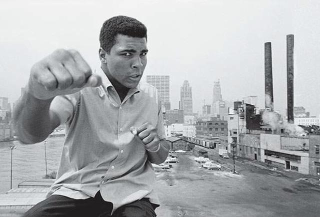 , 'Muhammad Ali,' 1966, CAMERA WORK