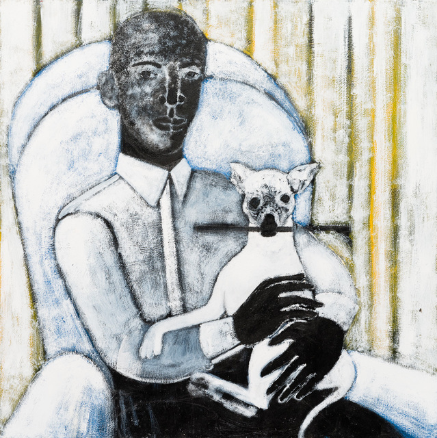 , 'Stick ,' 2017, Ed Cross Fine Art
