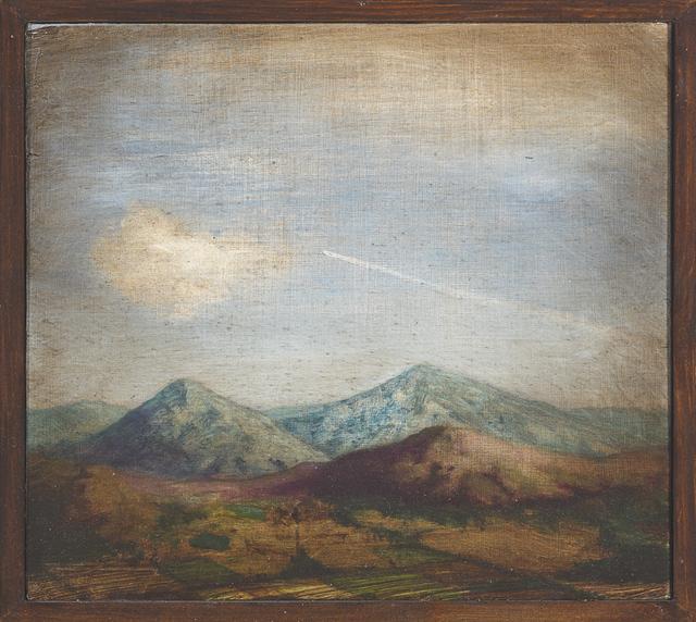 Nevan Lahart, 'Constable's cloudy conspiracy III', 2015, Kevin Kavanagh