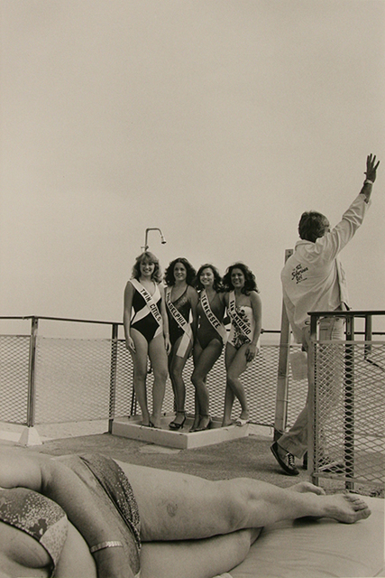 , 'Teenage Pageant, Miami Beach, FL,' 1980, Anglim Gilbert Gallery