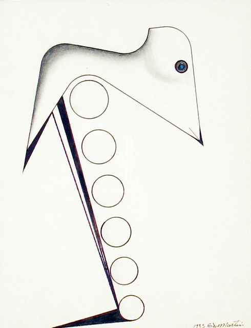 Eugene James Martin, 'Untitled', 1983, Eugene Martin Estate