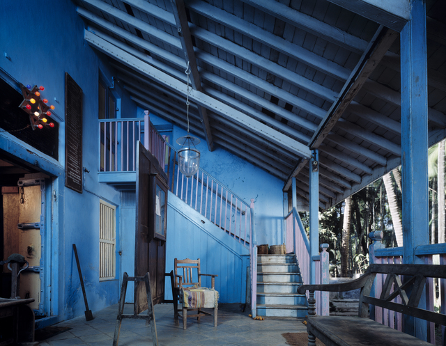 , 'Porch, Beit-El Synagogue, Raudenda, India,' 1995, Vision Neil Folberg Gallery
