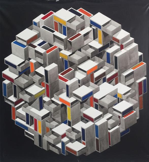 , 'Lygiacopolis 1,' 2017, Galeria Nara Roesler