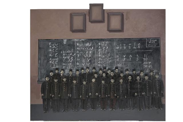 , 'Islahat-i Elifbaa ve Tekerrür,' 2013, Karavil Contemporary