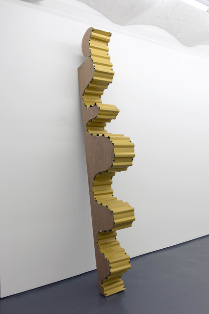 , 'Wall Thing Piece,' 2015, FOLD Gallery